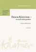 Erich Kästner-Studien, Bd. 1 (Cover)