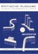 Kritische Ausgabe: »Architektur« (Cover)