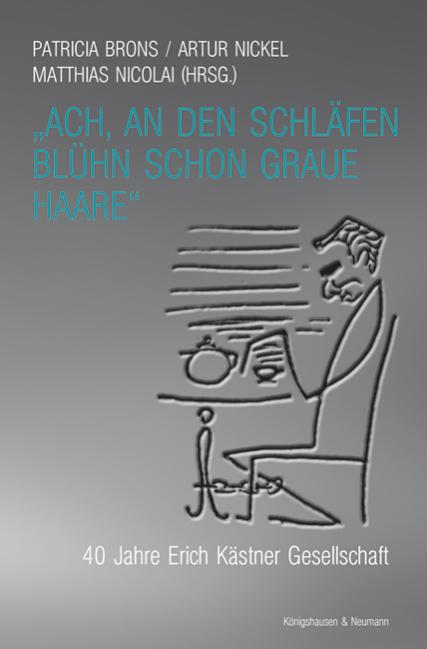 Erich Kästner Jahrbuch, Bd. 8 (Cover)