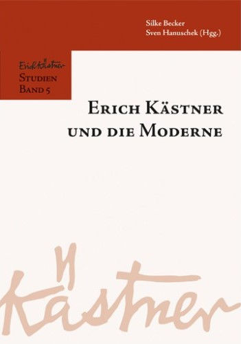 Erich Kästner-Studien, Bd. 5 (Cover)